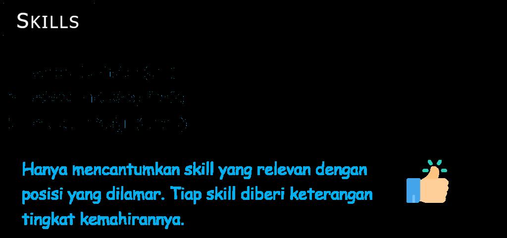 Skills Benar