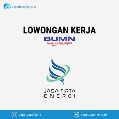 Loker GM Keuangan, Staf Tax Officer, Staf HRD, Staf Administrasi, Tenaga Ahli Teknik Elektrik, Dll – PT. Jasa Tirta Energi
