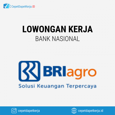 Loker Senior UI/ UX Specialist, Product Owner, Product Manager, CSO, CSA, Scrum Master – Bank BRI Agro