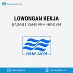 Lowongan Kerja Procurement, Facility Management, Analis Pajak Perusahaan, NRW Engineer, GIS & Networking Modeling Engineer, Dll - Perusahaan Air Minum Jakarta Raya